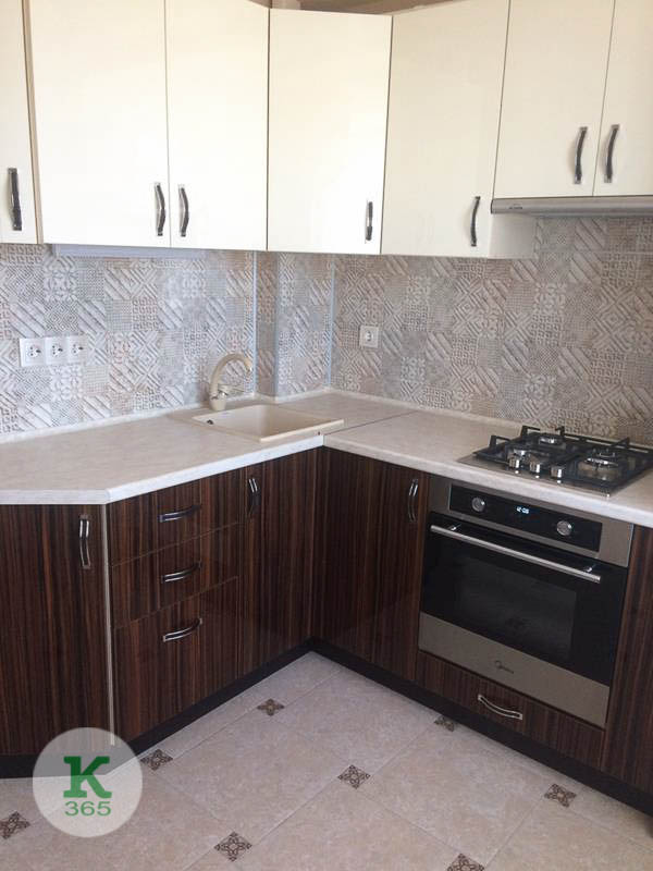 Бежевая кухня Тимоти артикул: 20227422