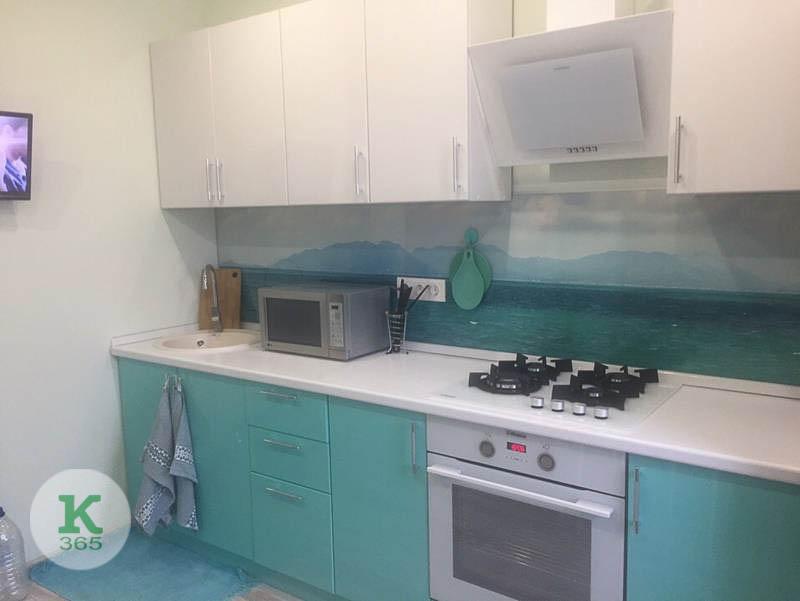 Бирюзовая кухня Фелис артикул: 20265260