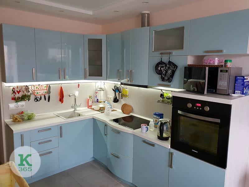 Бирюзовая кухня Мариано артикул: 20527367