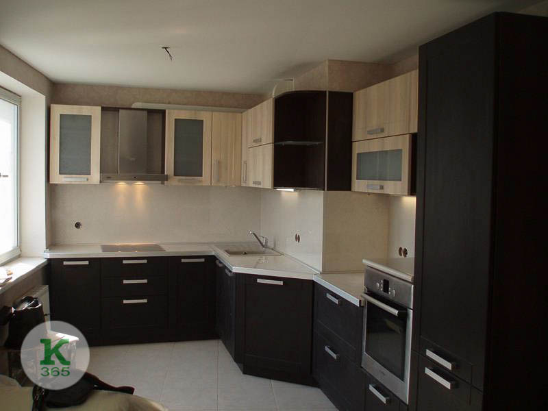 Бежевая кухня Ачиль артикул: 20527933