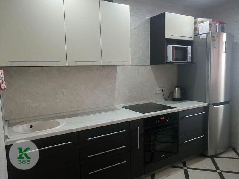 Черно-белая кухня Обэ артикул: 20564080