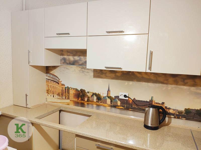 Бежевая кухня Дезидерио артикул: 20575399