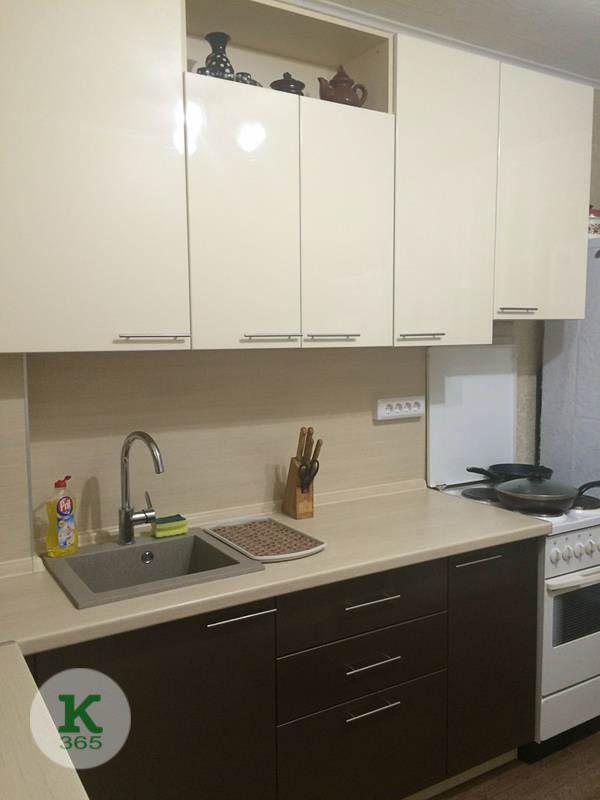 Коричневая кухня Фальвайо артикул: 20583547