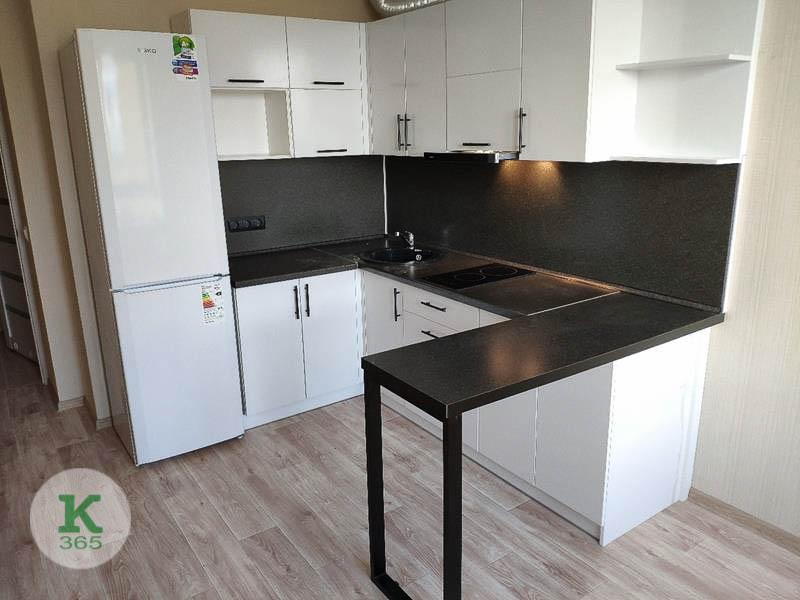 Черно-белая кухня Лино артикул: 20710650