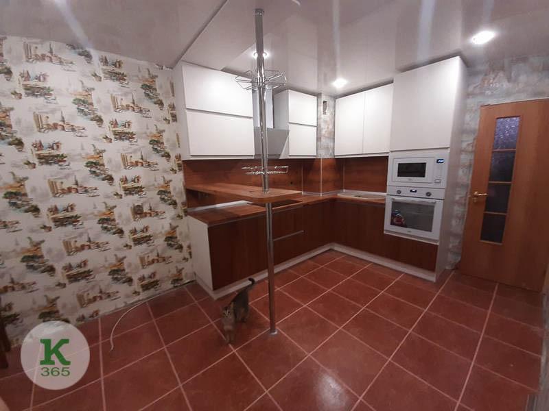 Коричневая кухня Филипо артикул: 20749801
