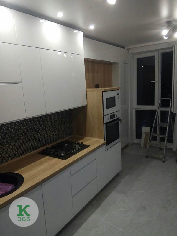 Кухня с антресолью Элайодоро артикул: 20880820