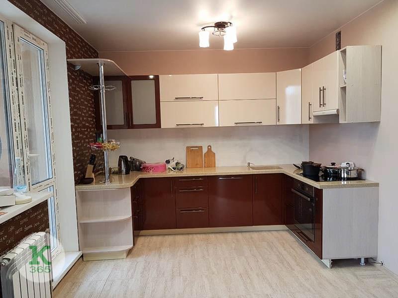 Красная кухня Доменико артикул: 20928802