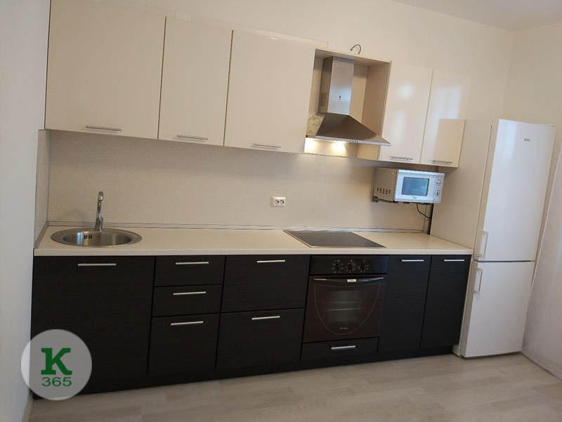 Черно-белая кухня Алпфонсо артикул: 20932290
