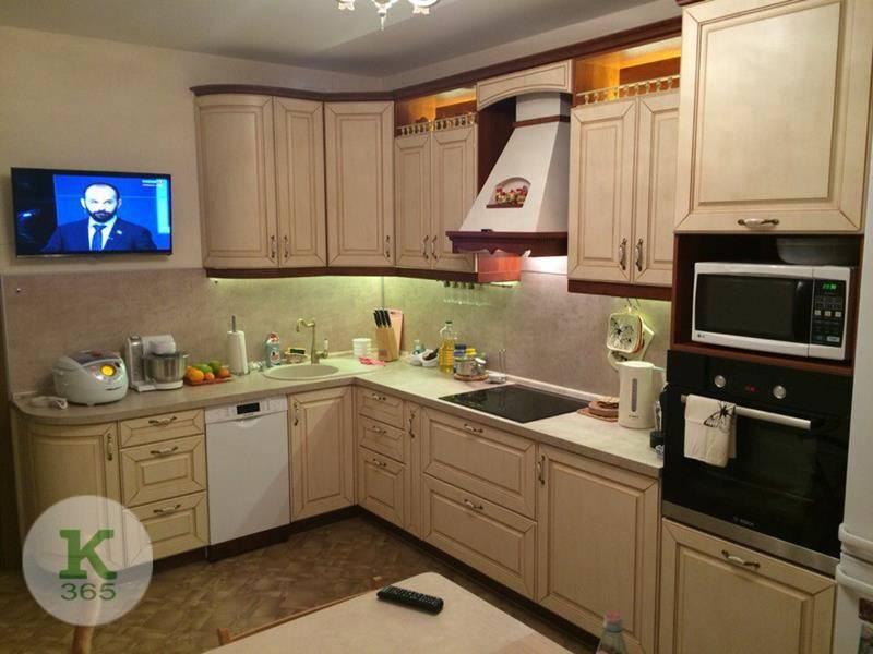 Кухня из дерева Вишня в шоколаде артикул: 000102464