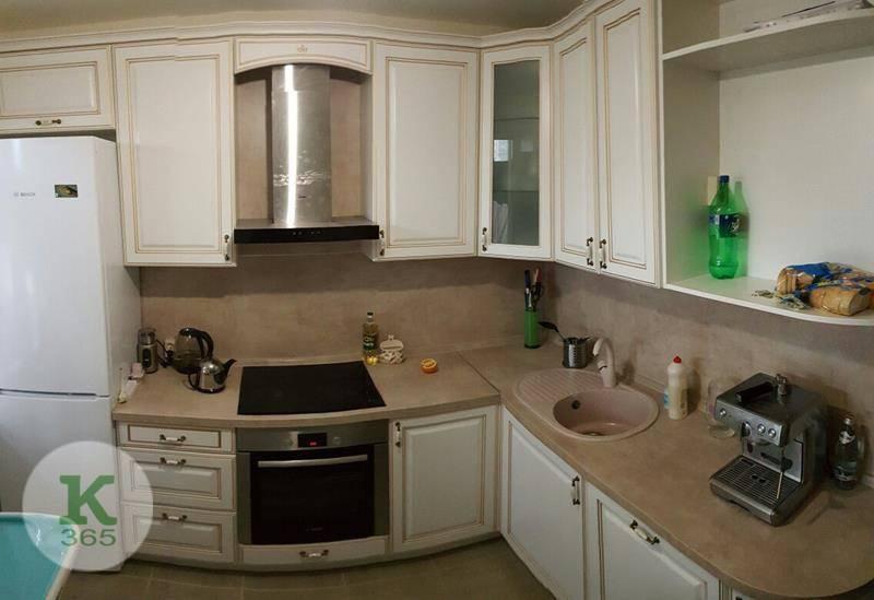 Кухня из дерева Женский каприз артикул: 000115532