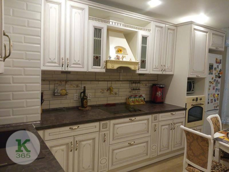 Кухня из дерева Цитрусовый базилик артикул: 000117786