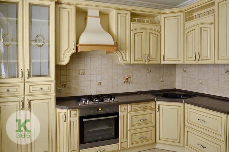 Кухня с патиной Домино Лира артикул: 190962