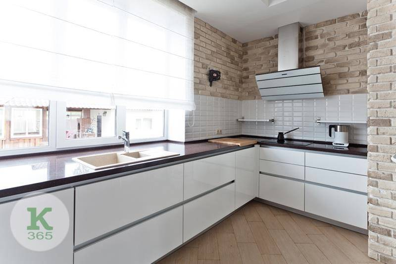 Кухня без верхних шкафов Софт Лира артикул: 219785