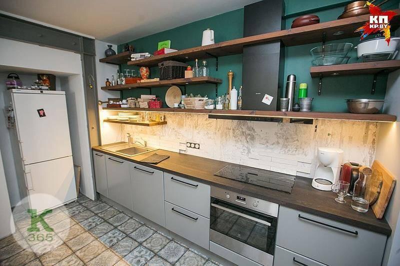 Кухня Цитрус артикул: 221778