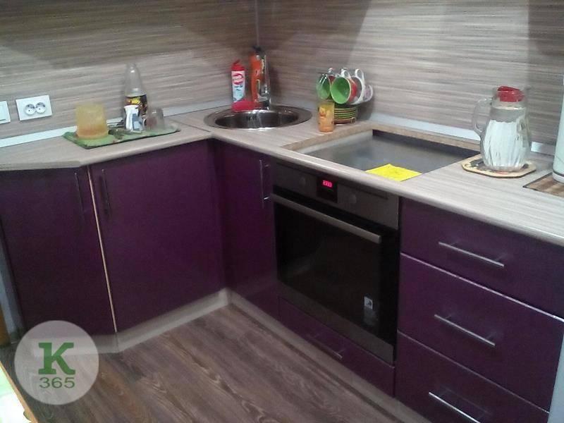 Сиреневая кухня Джульетта артикул: 0003528