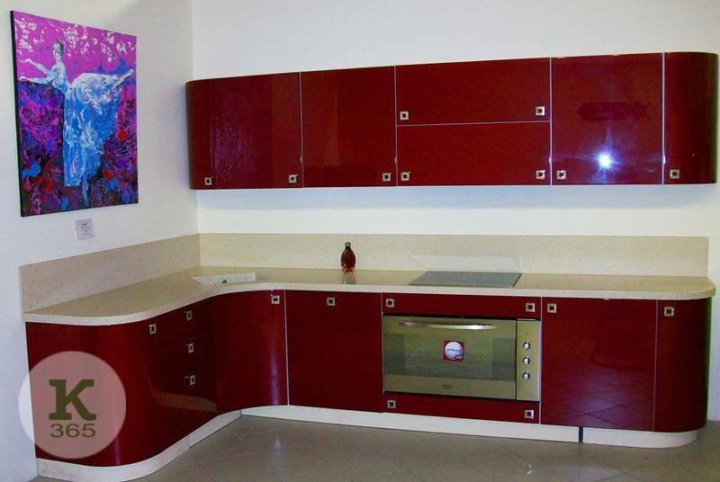 Бордовая кухня Аделаида артикул: 50562
