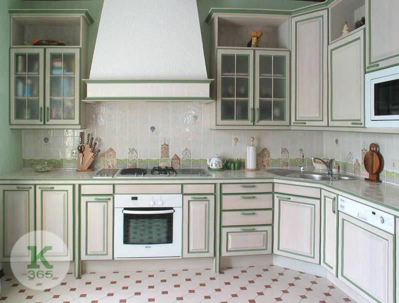 Кухня в деревенском стиле Квадро артикул: 60552