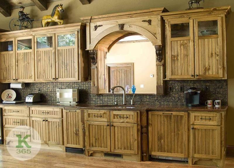 Кухня в деревенском стиле Коллор артикул: 61250