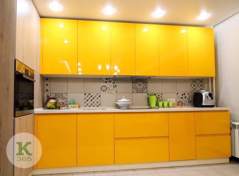 Желтая кухня Оля артикул: 64082