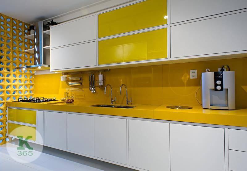 Желтая кухня Юля артикул: 64441