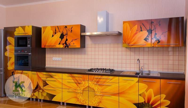 Желтая кухня Верона Альма артикул: 65885